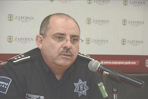 Comisario general de la Policía de Zapopan