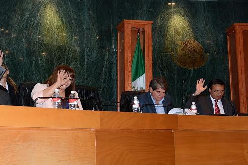 Sesión de Ayuntamiento del 31 de enero del 2015