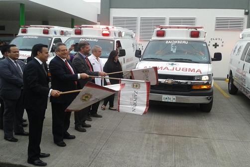 Cinco unidades nuevas para Cruz Verde Zapopan Norte