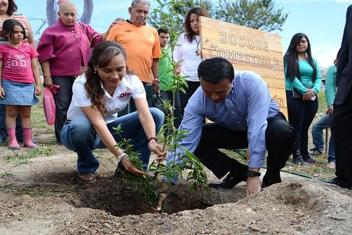 Inauguración de Parque Agroecológico