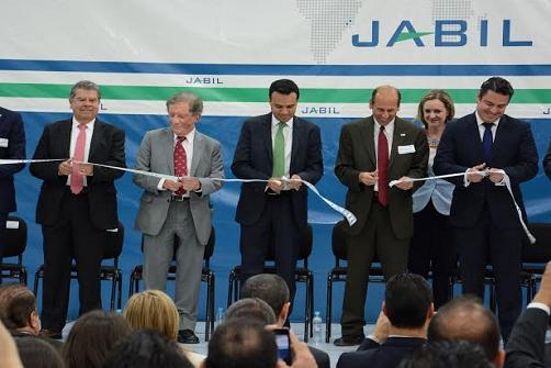 Nueva planta de Jabil