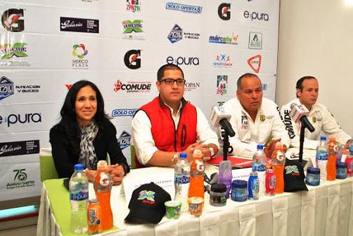 Rueda de prensa Medio Maratón 2015