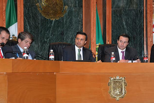 Sesión de Ayuntamiento del 24 de marzo del 2015