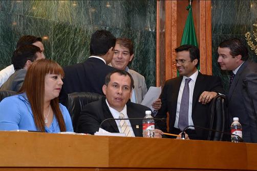 Sesión de Ayuntamiento del 30 de abril del 2015