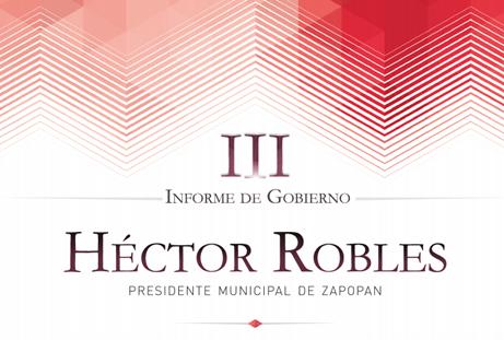 3er Informe de Gobierno Hector Robles
