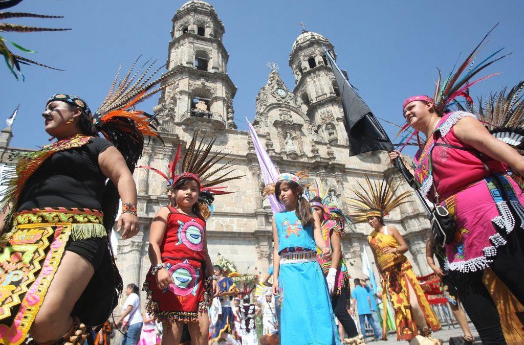 Pablo Lemus celebra la labor de 35 mil danzantes