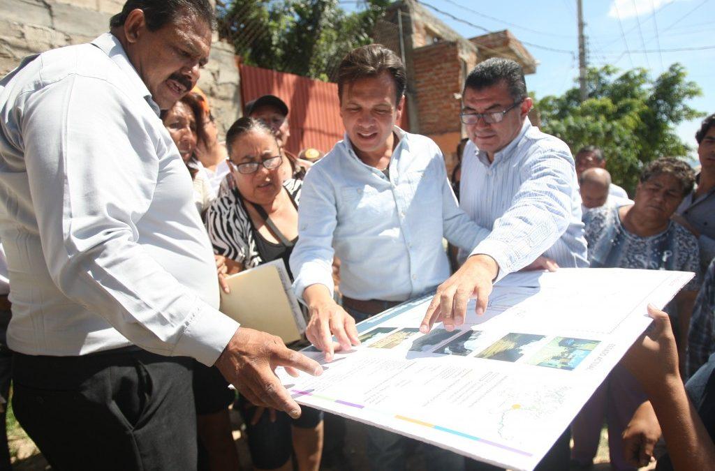 Pablo Lemus anunció acciones integrales en materia de infraestructura