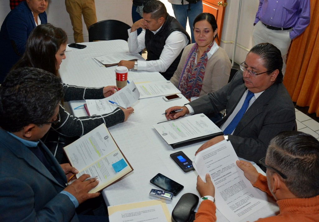 Comisiones Edilicias de Servicios Públicos y Educación