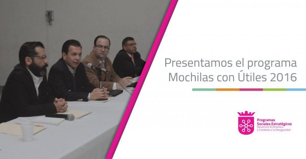 MochilasconUtiles