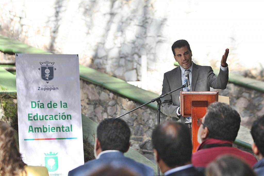 Presentación del Plan de Educación Ambiental