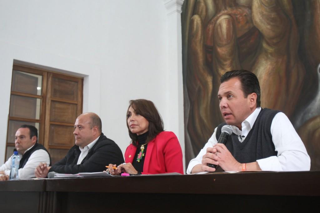 #AlcaldesMetropolitanos