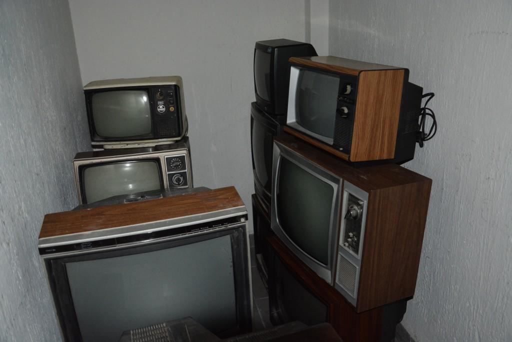 Acopio Televisiones Análogas
