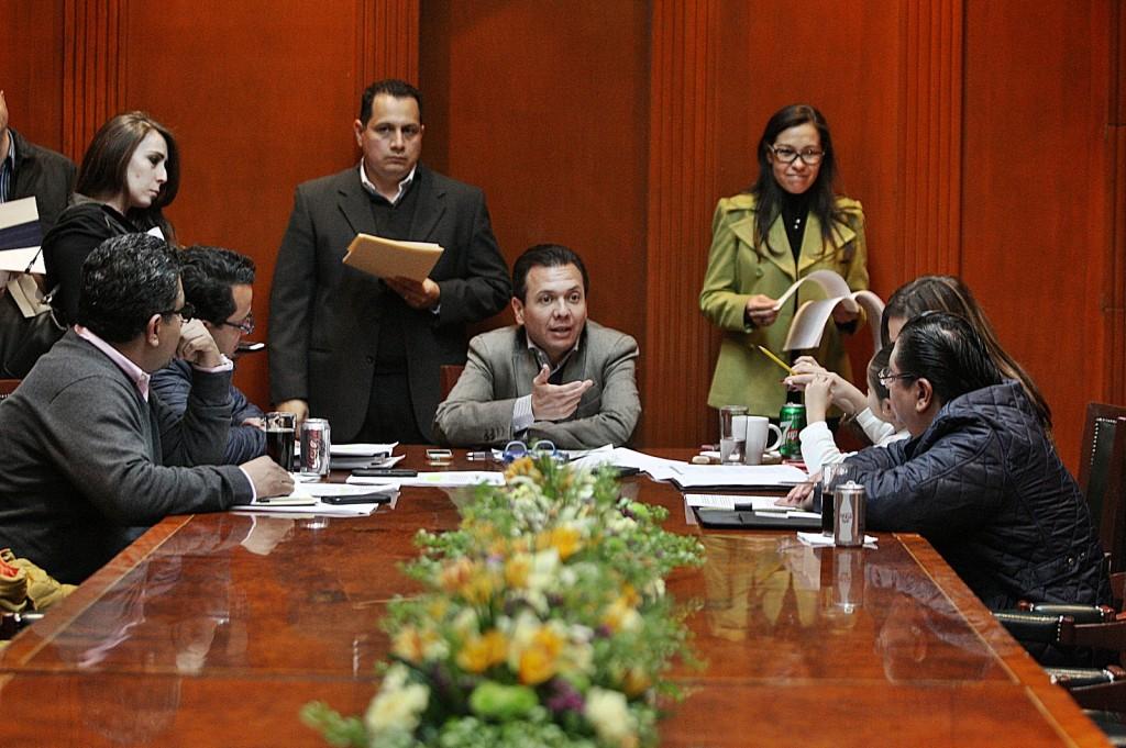 Comisión Edilicia de Gobernación y Puntos Metropolitanos