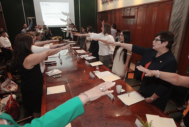 Conforman Zapopan Consejo Municipal para erradicar la violencia en contra de las Mujeres