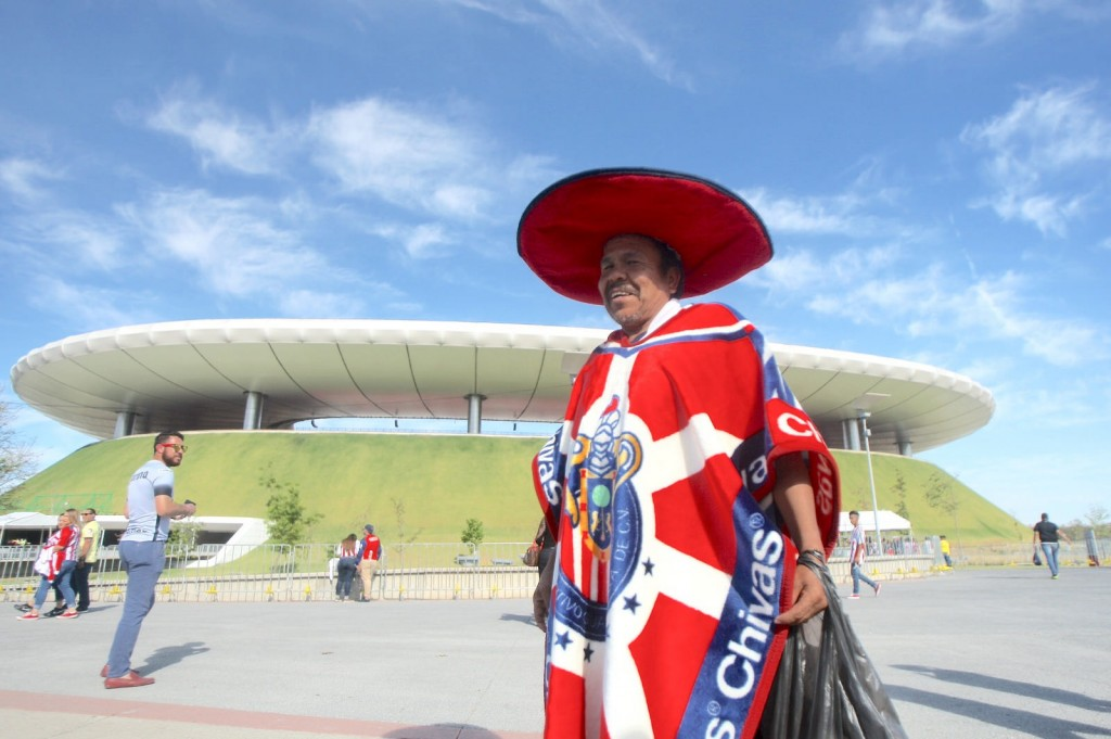 Clásico Nacional Guadalajara - América