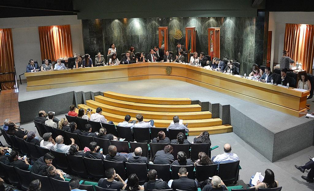 Sesión Ayuntamiento