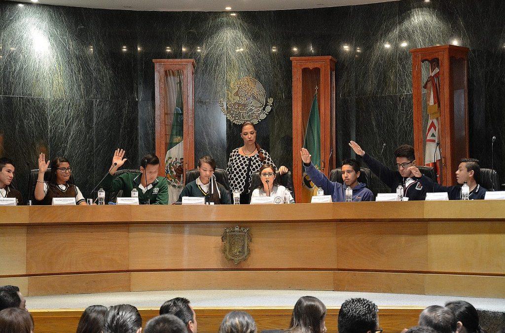 Se realiza la primera Sesión de Ayuntamiento Juvenil en Zapopan