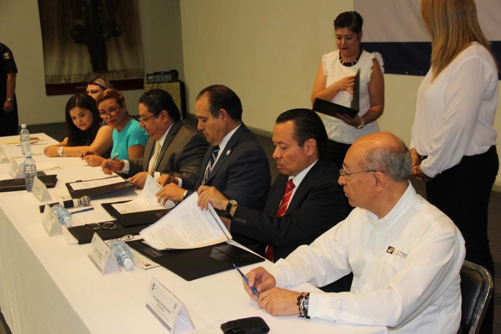 Firma de Convenio de Colaboración IJM-Seguridad Pública Zapopan