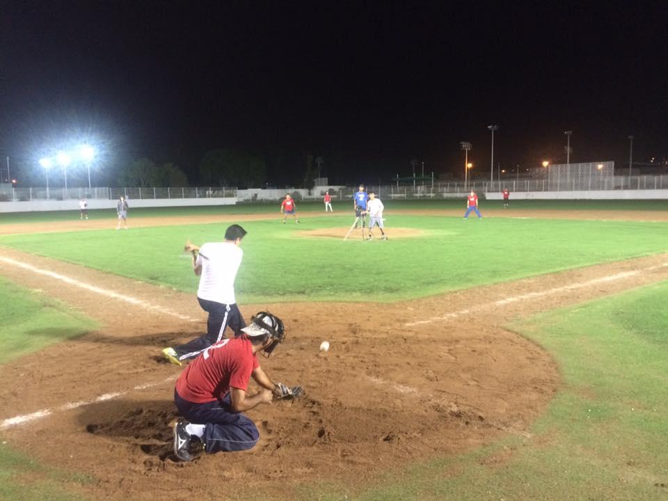 Liga de Béisbol Nocturno Beisbolito Tabachines