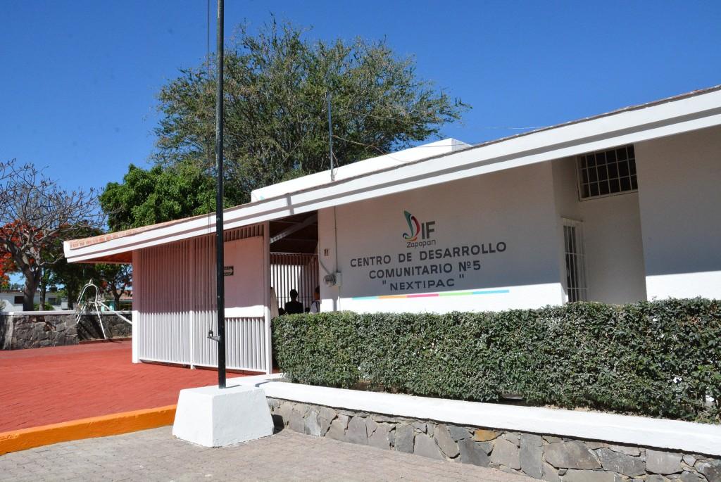 Reinauguran el Centro de Desarrollo Comunitario Mariano Azuela de Nextipac