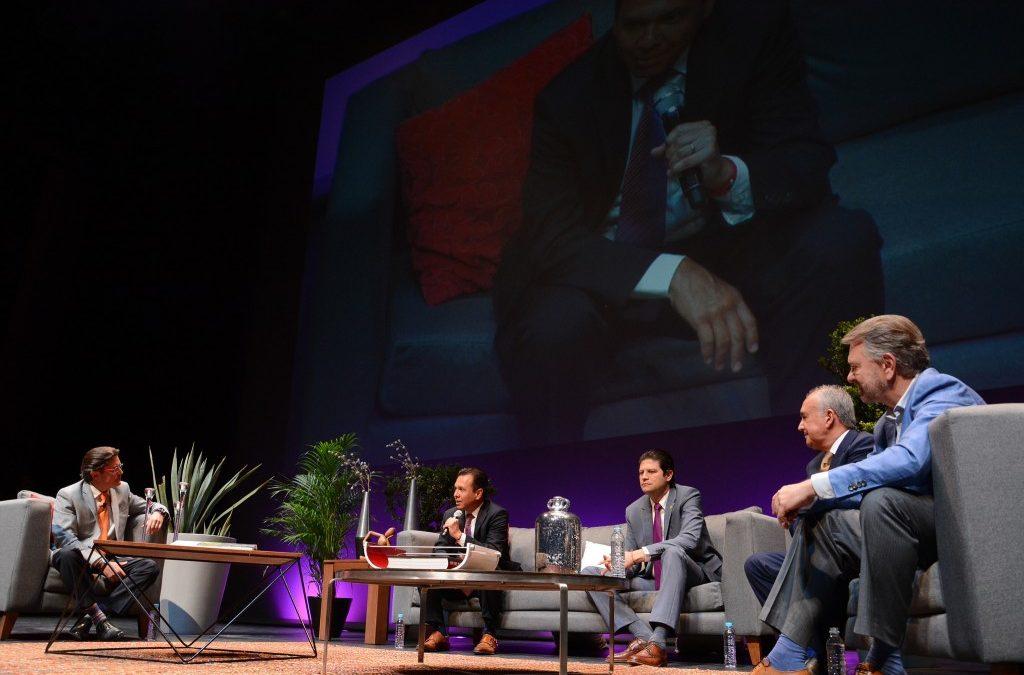 Pablo Lemus participa en el Panel Político del II Foro Internacional Emprendiendo Jóvenes