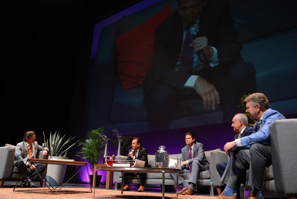 Panel Político - II Foro Internacional Emprendiendo Jóvenes