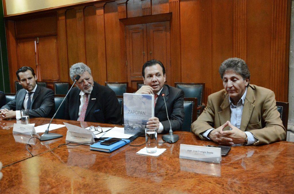 Zapopan avanza en Desarrollo Urbano y refuerza convenio con ONU-Hábitat