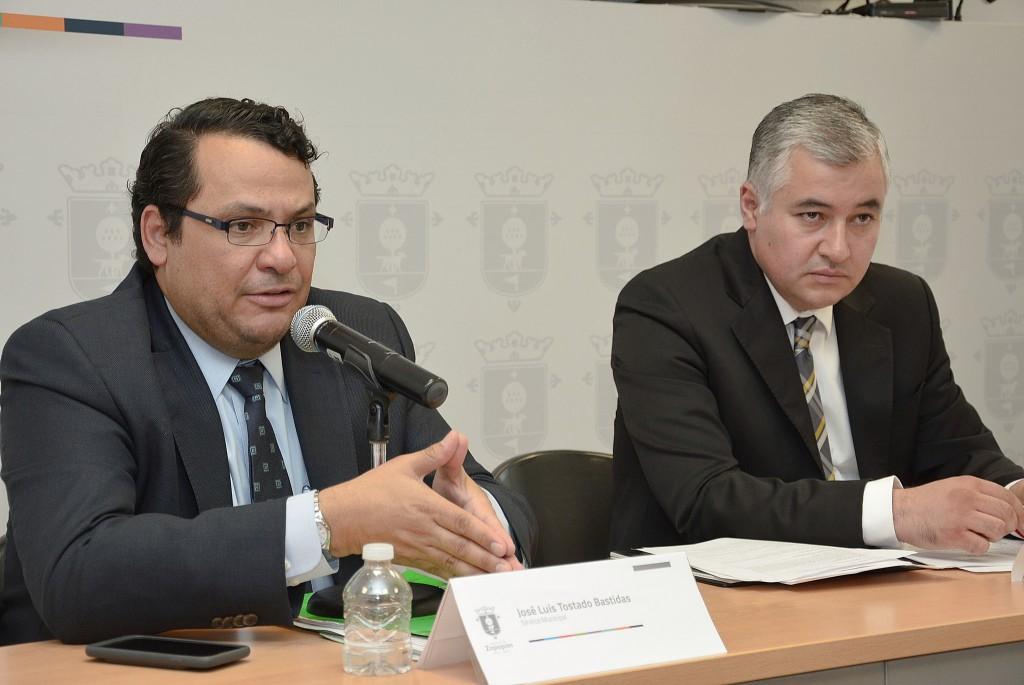 Gobierno de Zapopan denuncia penalmente a Alberto Barba, magistrado del Tribunal Administrativo del Estado (TAE)