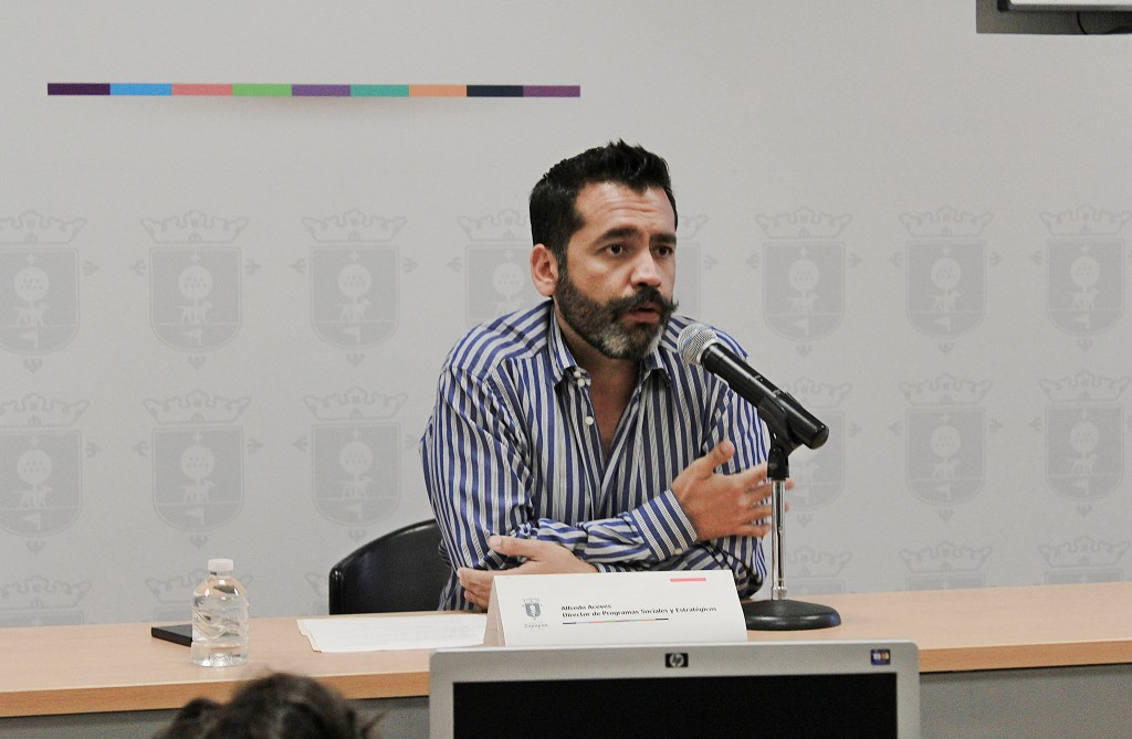 """Presentación del """"Encuentro Gobierno y organismos de la Sociedad Civil luchando contra la Desigualdad Social"""""""