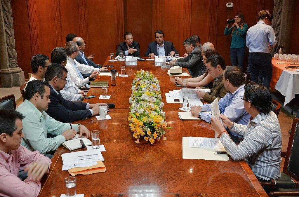 Se instala el Comité Técnico del Fideicomiso Cusmax