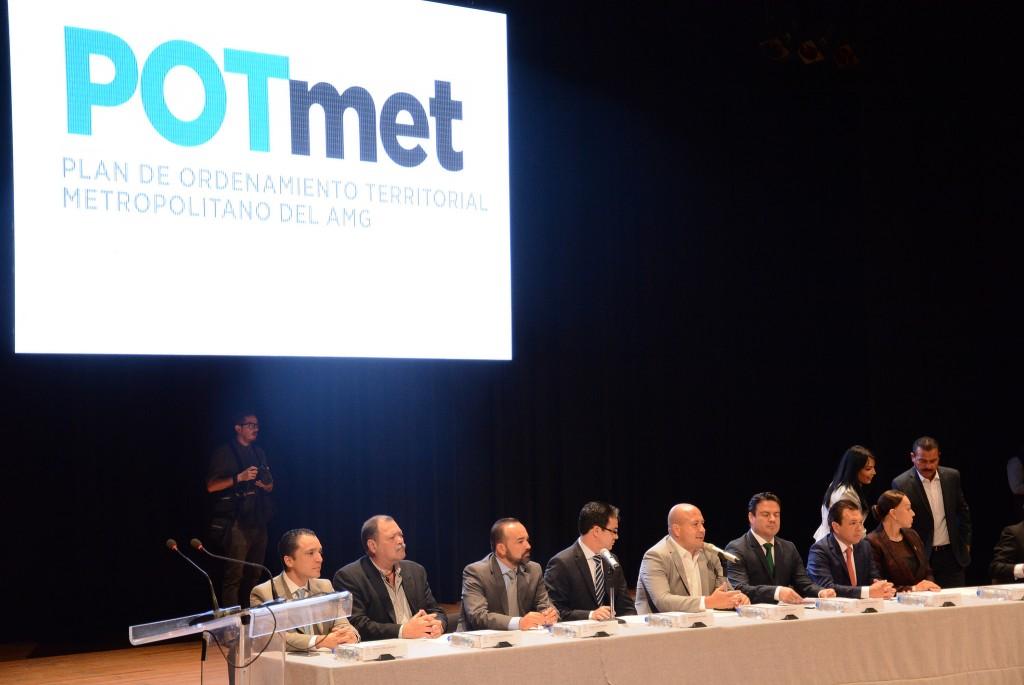 Presentación del POTmet