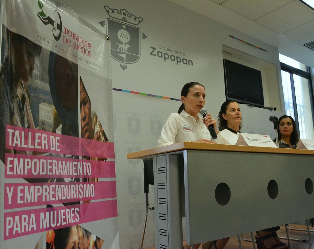 """Taller para mujeres emprendedoras"""