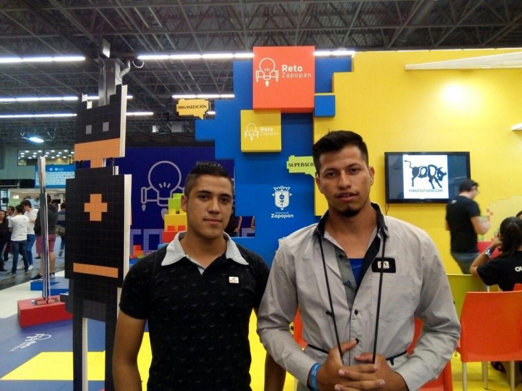 José Antonio Aguilar y José Solorio
