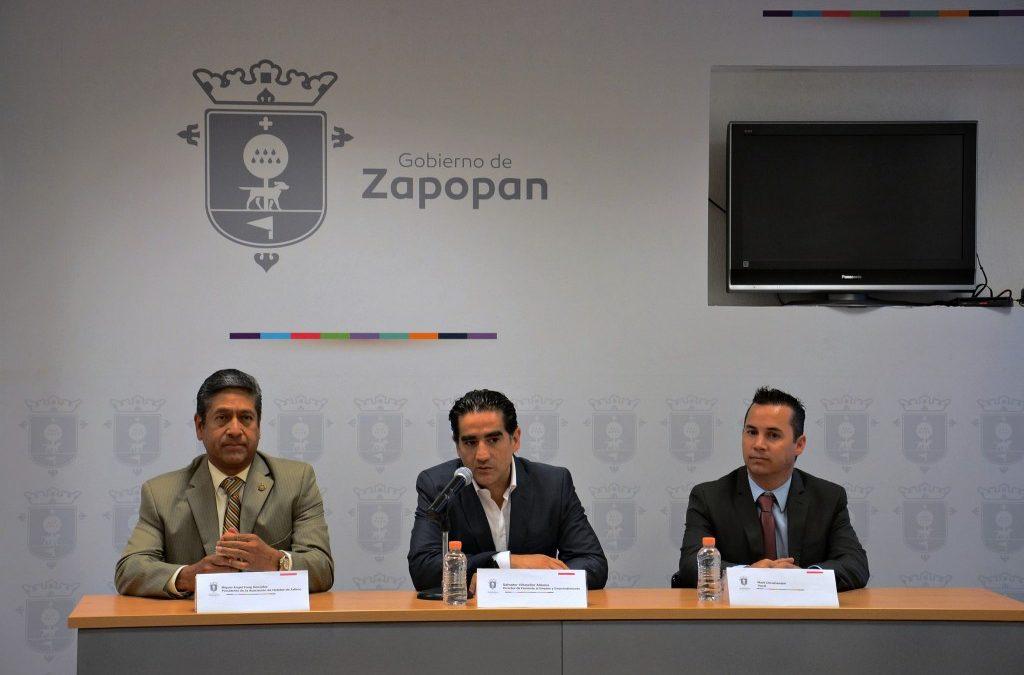 El Gobierno de Zapopan lanza feria del empleo en convenio con la Asociación de Hoteles de Jalisco