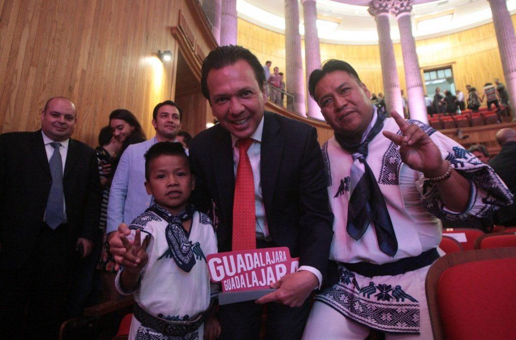 """Presentan «Guadalajara Guadalajara"""", la nueva Marca Ciudad"""