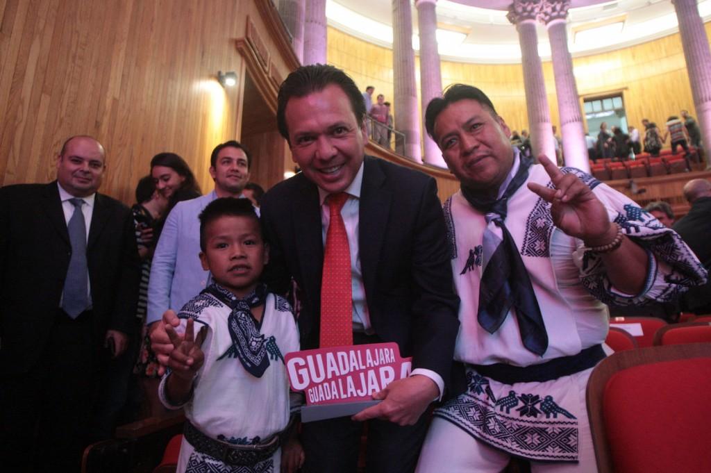 """Presentación de la marca """"Guadalajara, Guadalajara"""""""