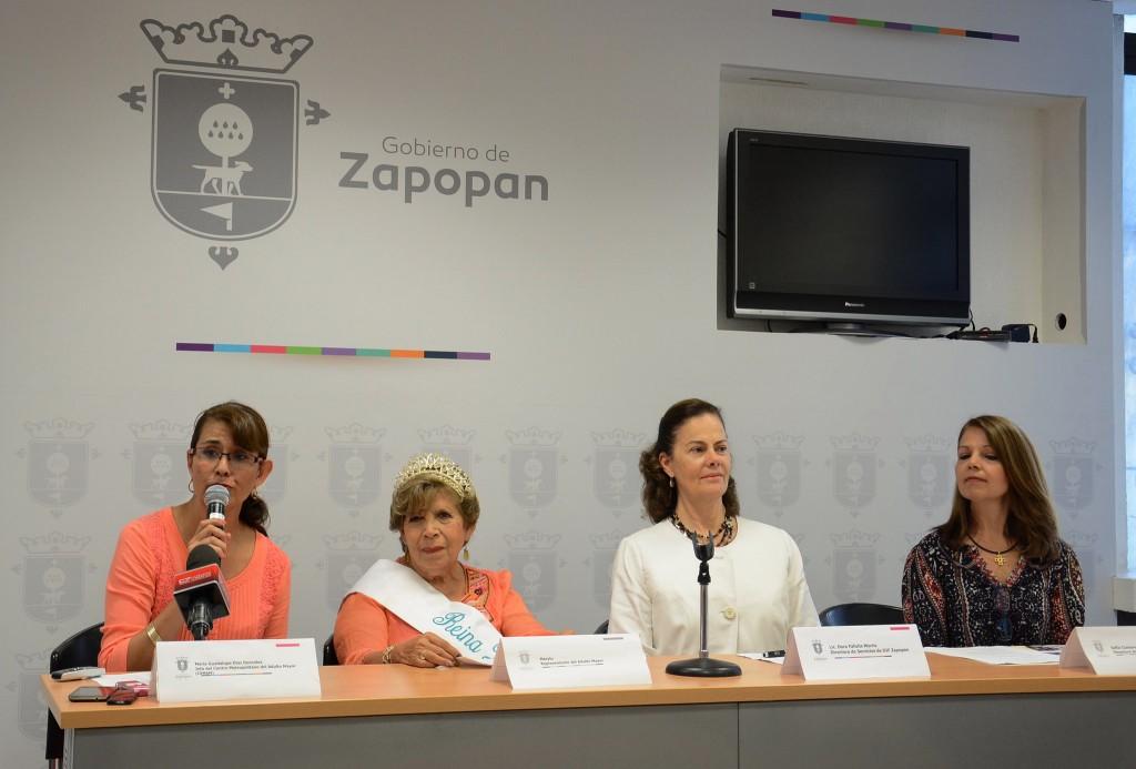 Presenta DIF Zapopan actividades para el mes del Adulto Mayor