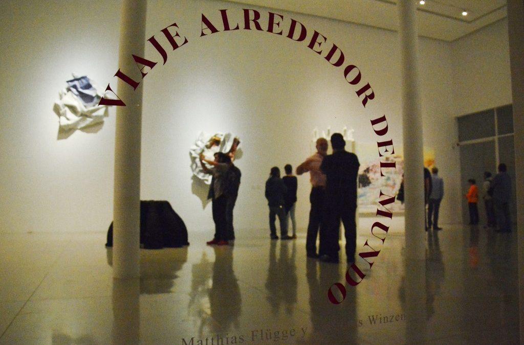 """Un """"Viaje Alrededor del Mundo"""" llega al Museo del Arte de Zapopan"""