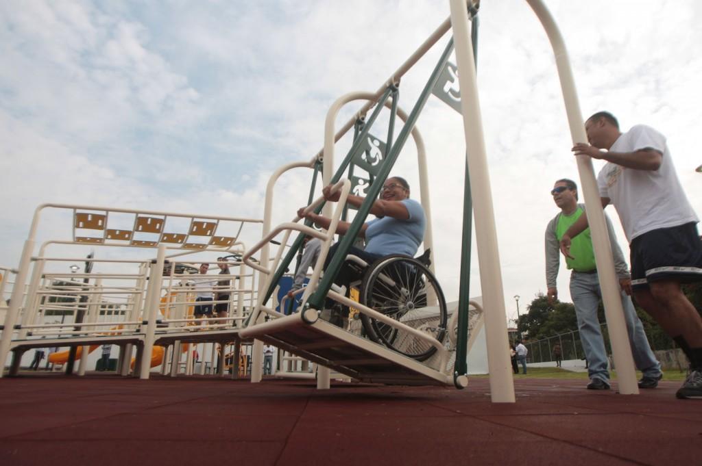 Zapopan recupera, habilita y regresa a la ciudadanía un espacio público; inaugura el parque incluyente El Polvorín II