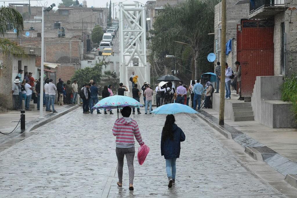 El Gobierno de Zapopan rehabilita la calle Venustiano Carranza para seguridad de los ciudadanos