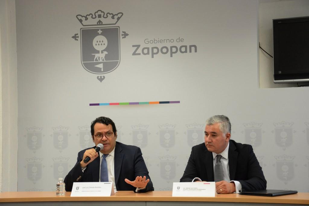 El Gobierno de Zapopan presenta juicios de lesividad contra el magistrado Alberto Barba