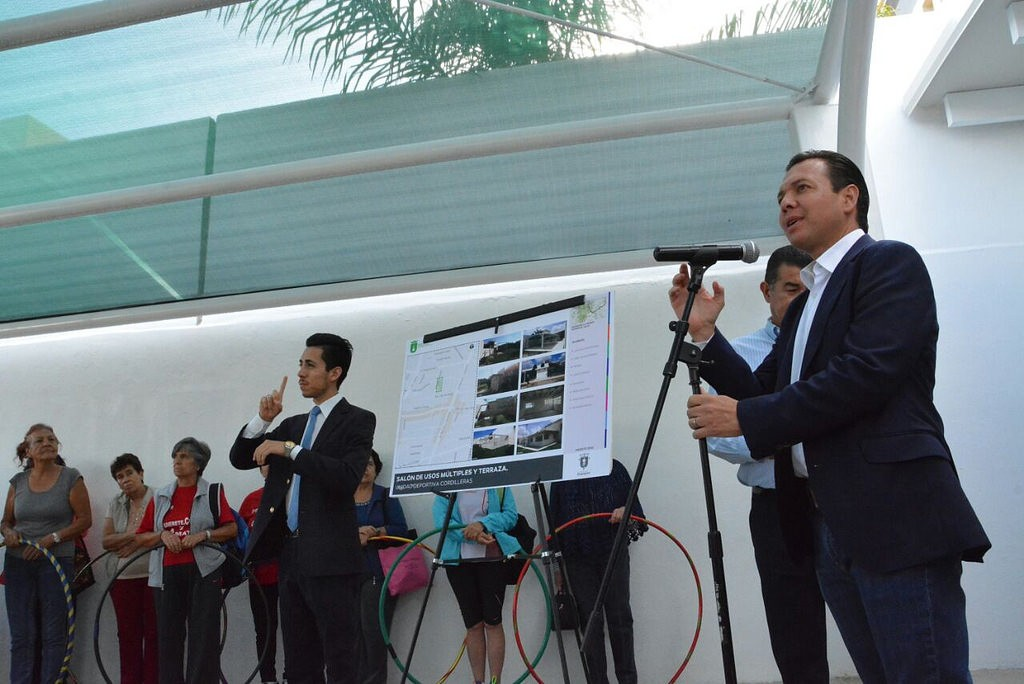 El Gobierno de Zapopan complementa la Unidad Deportiva Cordilleras para incentivar la actividad física y recreación entre los ciudadanos