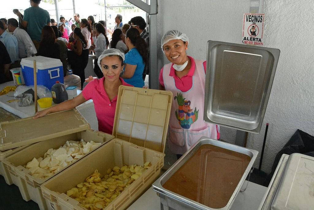 Inauguran comedor comunitario en Tesistán