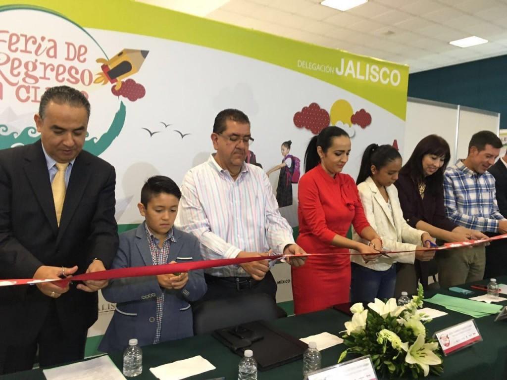 Participa Zapopan en la Feria de Regreso a Clases 2016