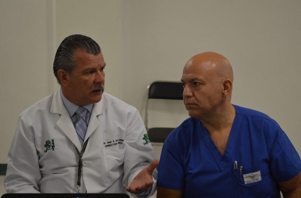 Instituciones médicas afinan plan de atención para la Romería 2016