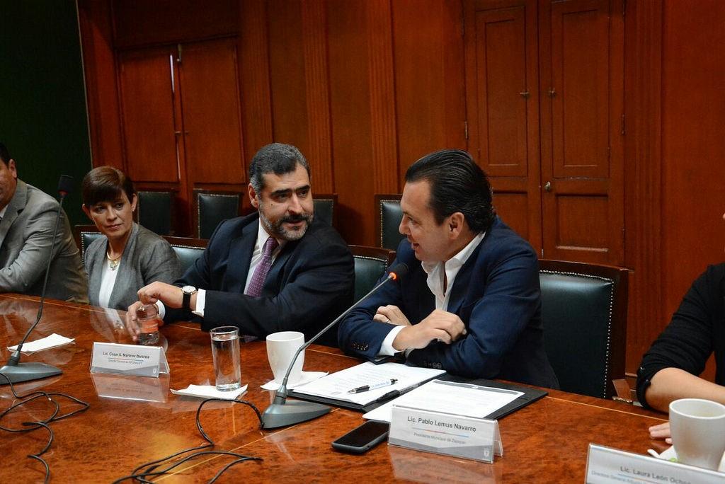 Zapopan firma convenio de colaboración con el Infonacot para complementar el desarrollo de los trabajadores