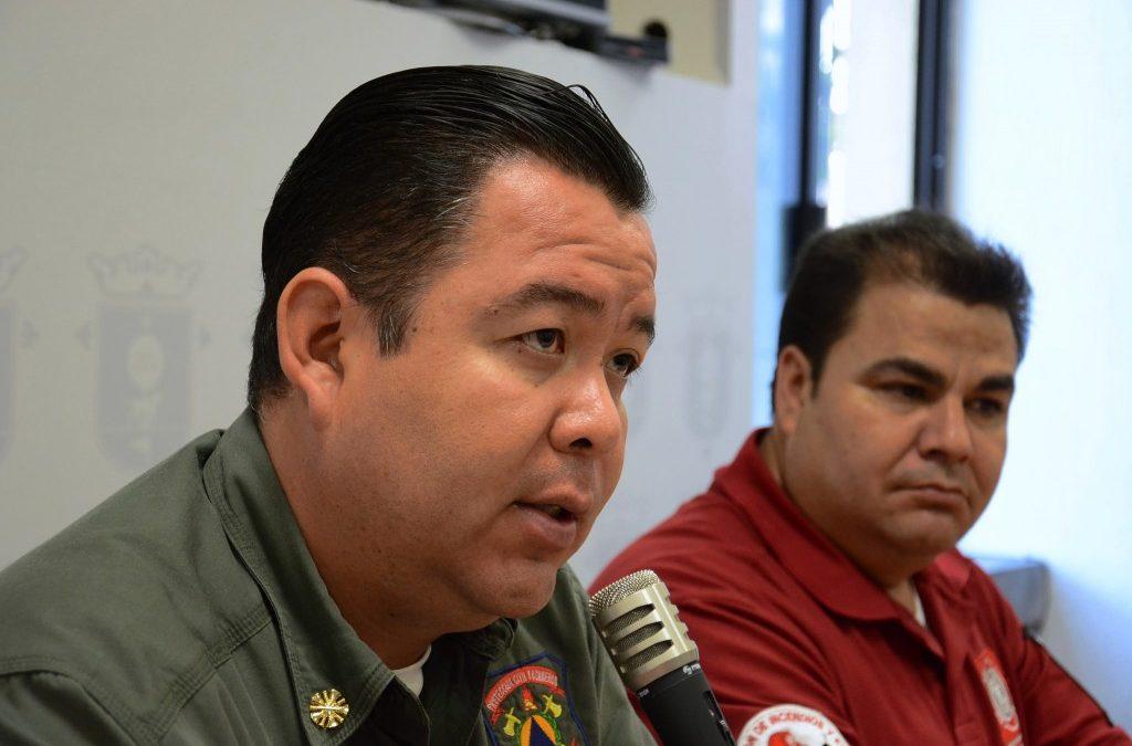 Presentan la XXIV Jornada Municipal de Protección Civil en el Municipio