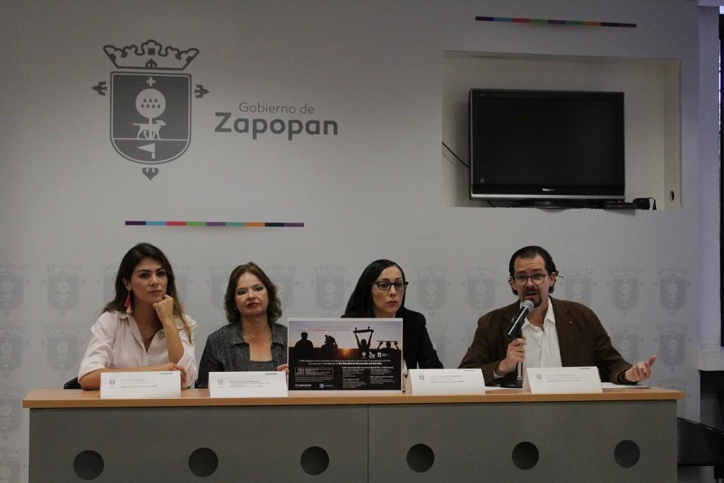 DIF Zapopan anuncia la Jornada de Prevención del Suicidio