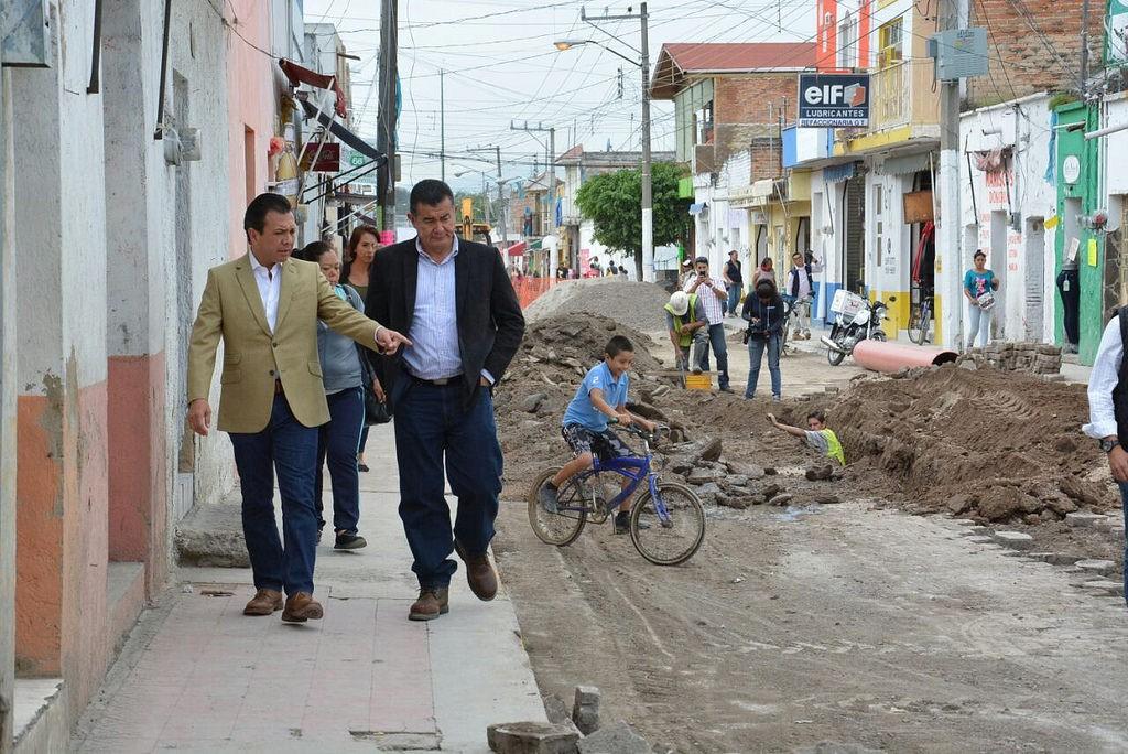 Pablo Lemus supervisó arranque de obras en Tesistán, infraestructura social elegida para el Presupuesto Participativo 2016