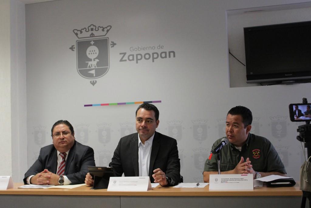 Zapopan implementa nuevo Reglamento de Gestión Integral de Riesgos